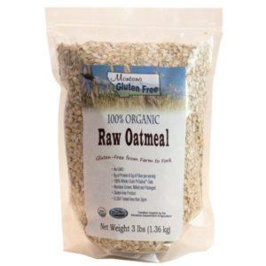 Gluten-free Raw Oatmeal