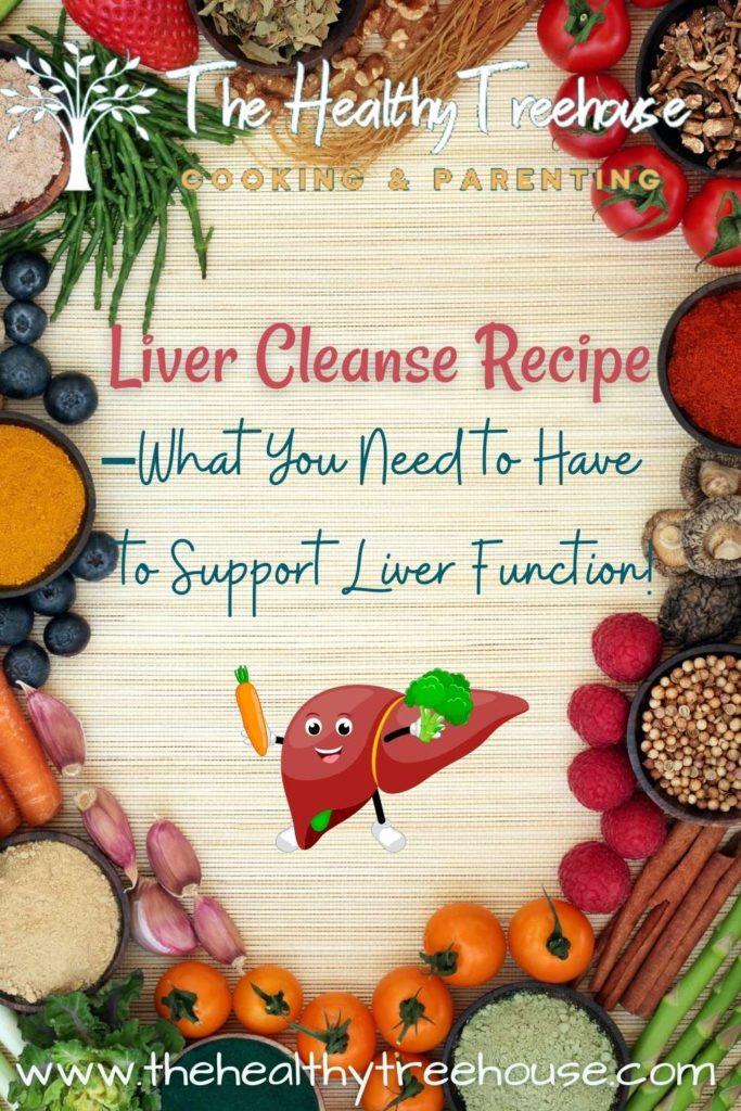 Liver Cleanse Recipe